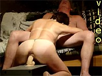Dildo and hubby at one time